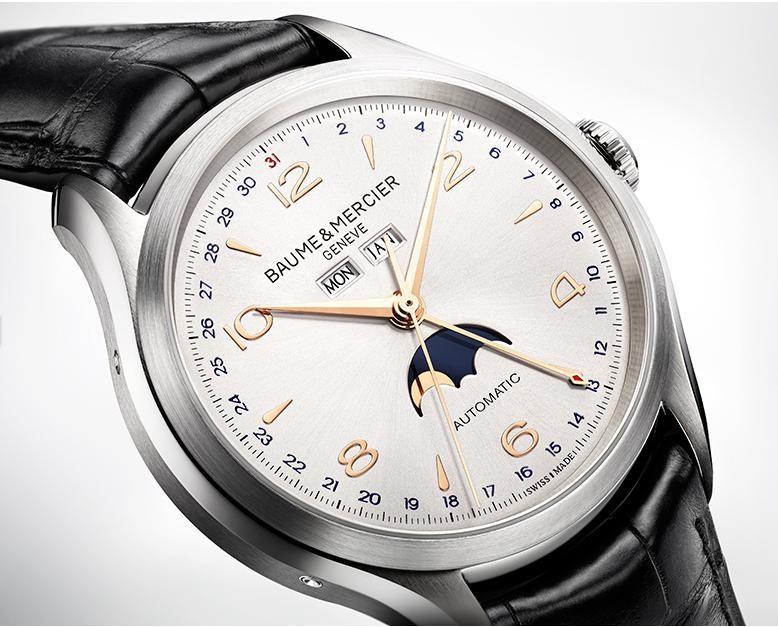 2013最新手表 名士克里顿系列 10055男士腕表