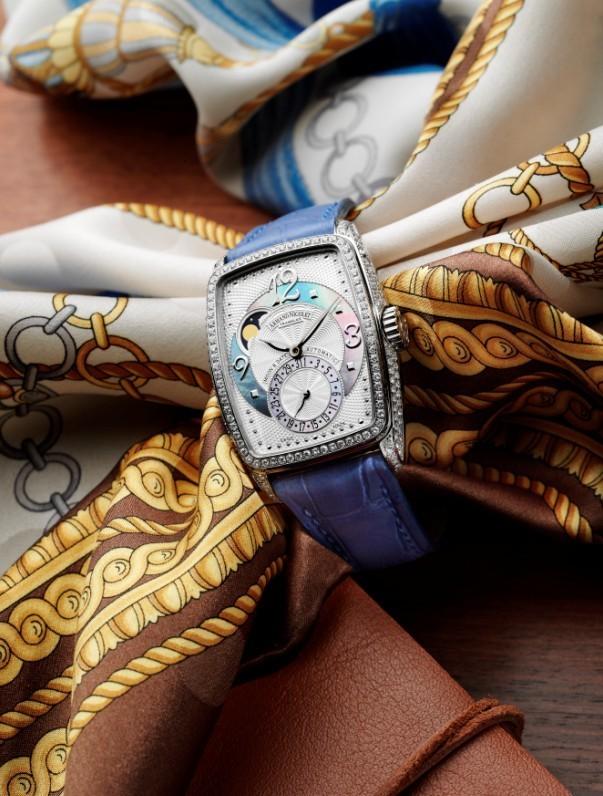 手表品牌介绍:瑞士品牌Armand Nicolet