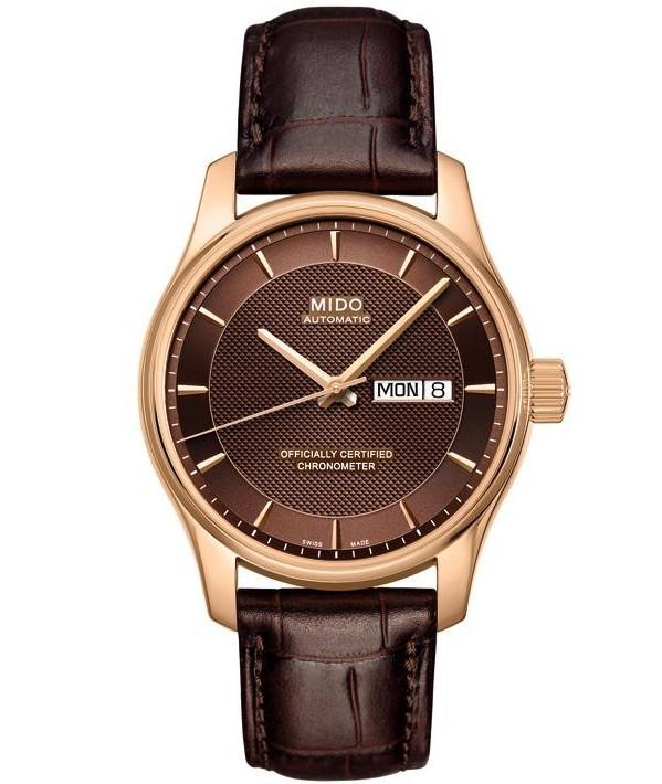 2013新款手表 瑞士美度布鲁纳系列男士腕表M001.431.36.291.1