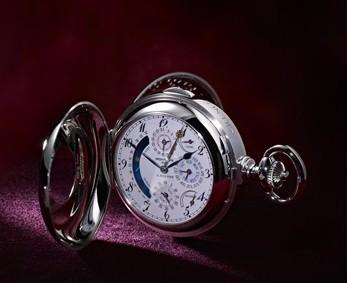 百达翡丽钟表艺术大展将于2013年10月17日在慕尼黑的美术馆开放