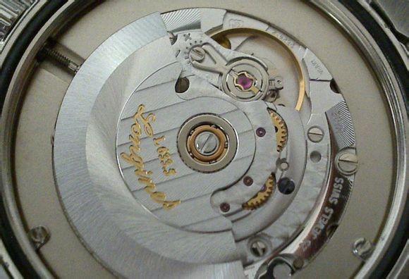 浪琴手表机芯 浪琴自动机械机芯L633