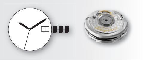 浪琴名匠机芯 浪琴自动机械机芯L607介绍、图片及表款