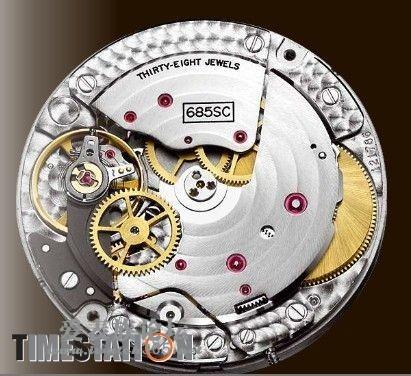 哪个品牌的手表机芯好?哪些表是自制机芯的?