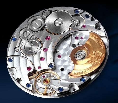 伯爵手表机芯 伯爵超薄机芯1208P介绍、图片及表款价格
