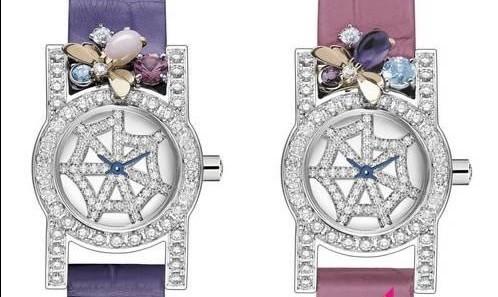 让女人一见倾心的豪华腕表 Chaumet(尚美)最新款手表系列