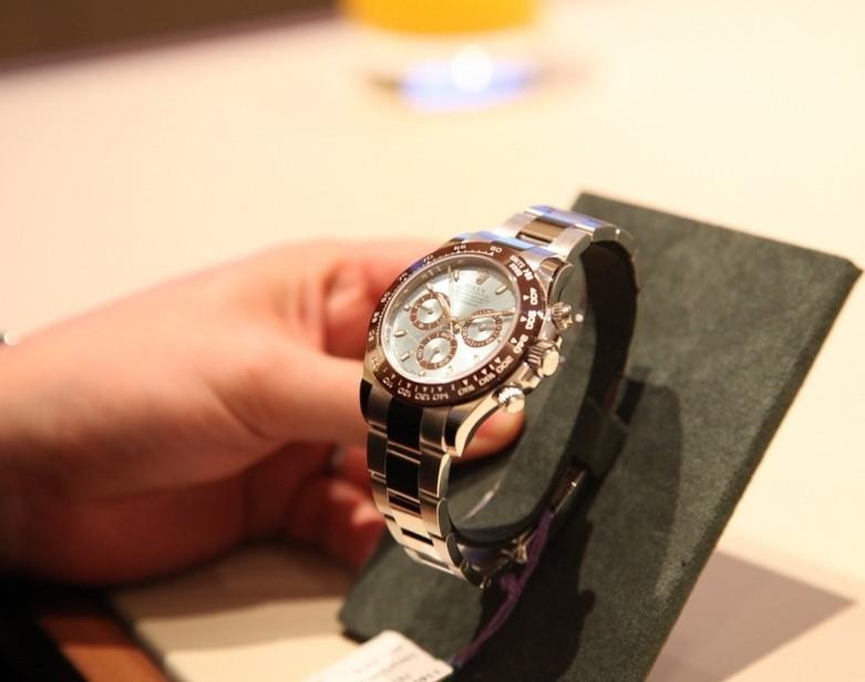 2013巴塞尔表展Rolex劳力士腕表新品实拍