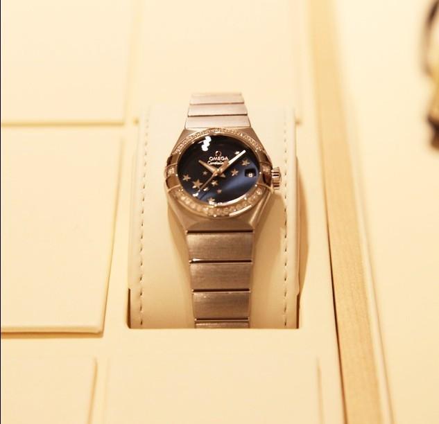 2013巴塞尔表展Omega腕表新品实拍