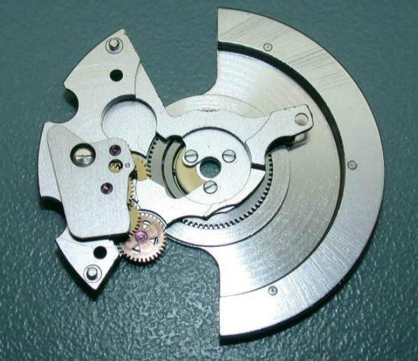 机械表内部机芯结构是怎么样的?图片欣赏