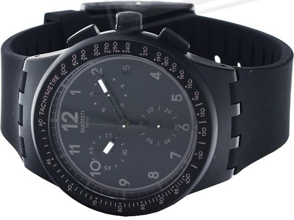 斯沃琪SUSB400新款夜光男装手表