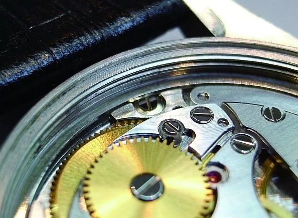 劳力士Rolex Cal.1570经典机芯机芯
