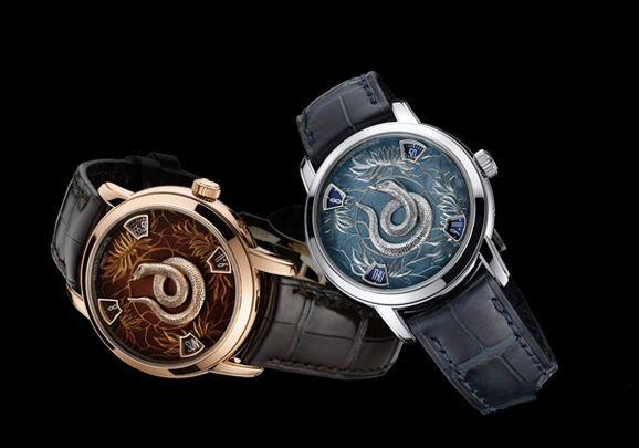 方寸表盘间的中国风腕表