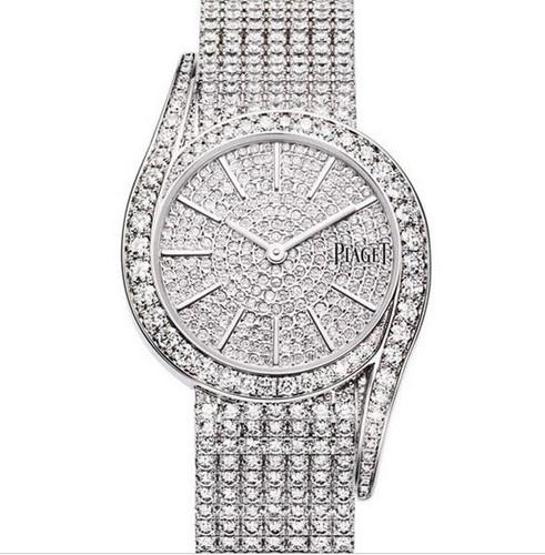 没有最贵只有更贵 天价美钻腕表盘点