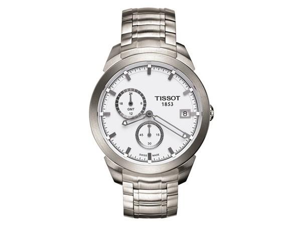 Tissot(天梭)推出全新钛系列GMT世界时腕表