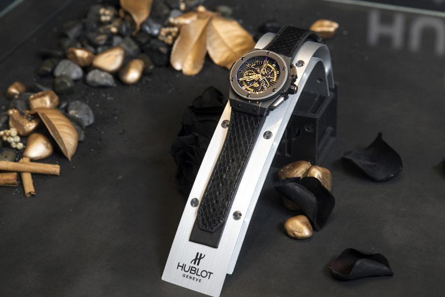 宇舶黑曼巴之夜 科比·布莱恩特揭幕王者至尊黑曼巴限量腕表