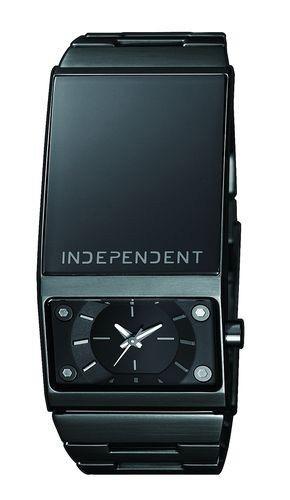 INDEPENDENT品牌以70年代摇滚风格为主题推出三款INDEPENDENT腕表