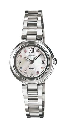 主打环保与女性职场 卡西欧发表多款主题手表