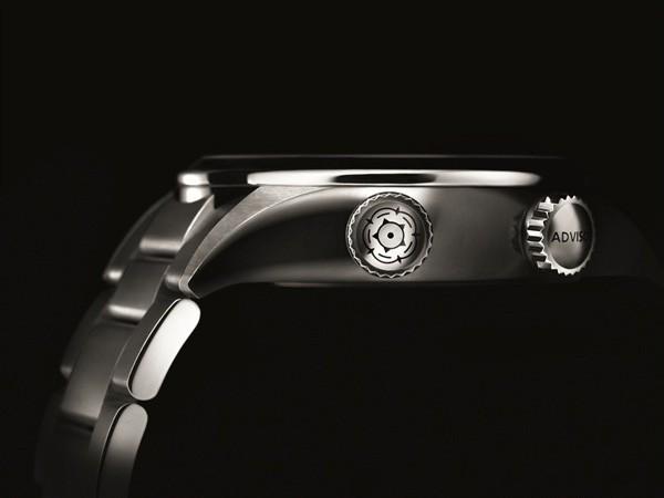 帝驼新款Heritage Advisor双色机械响铃手表