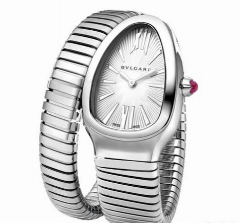 宝格丽蛇形手表价格