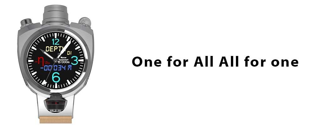 Crossbow智能手表技术细节