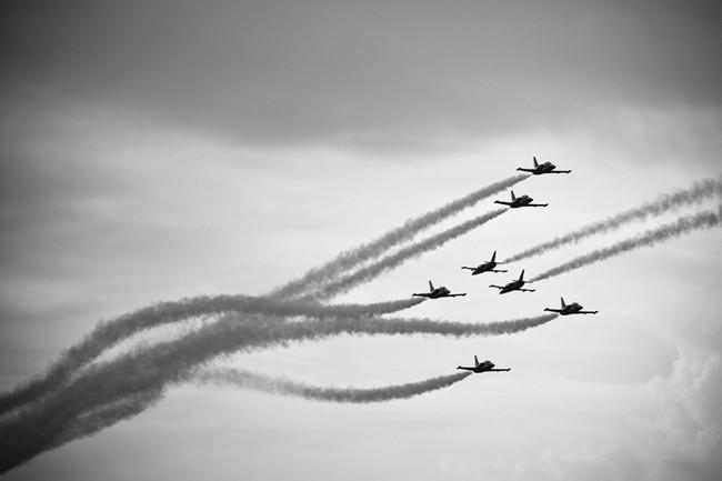 BREITLING百年灵喷气机队中国巡演完美收官