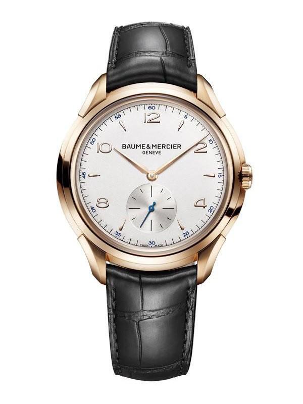 名士克里顿1830红金腕表