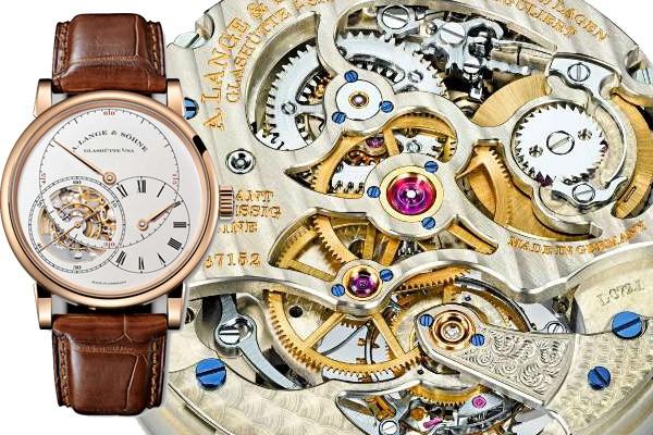 使用芝麻链机制的腕表有哪些?