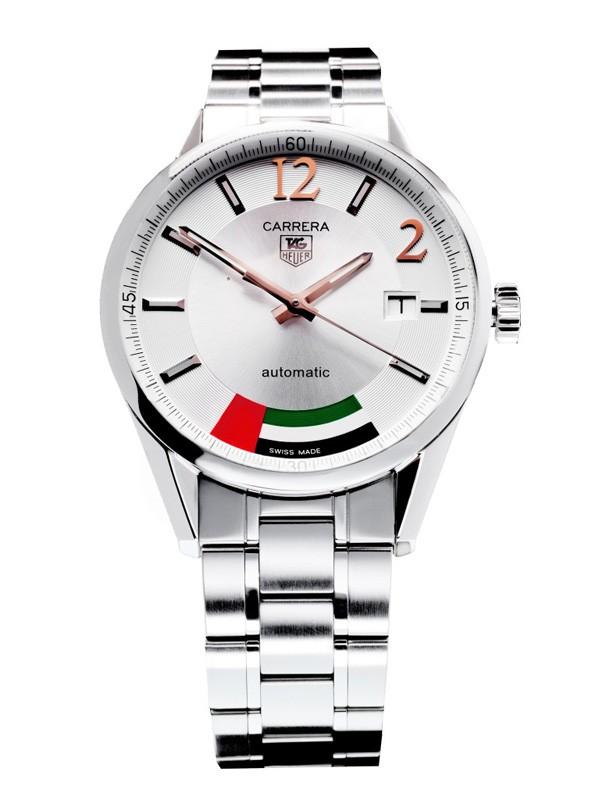 豪雅TAG Heuer 推出卡莱拉UAE系列限量版腕表