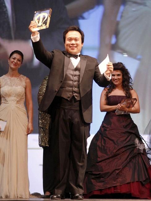 劳力士ROLEX荣誉呈现 第21届多明戈世界歌剧声乐大赛