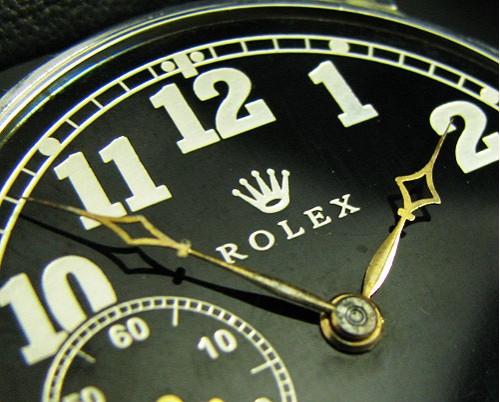 劳力士古董腕表