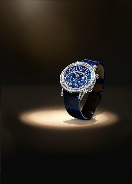 积家 Jaeger-LeCoultre 约会系列星空腕表