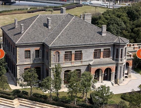 上海百达翡丽源邸全景
