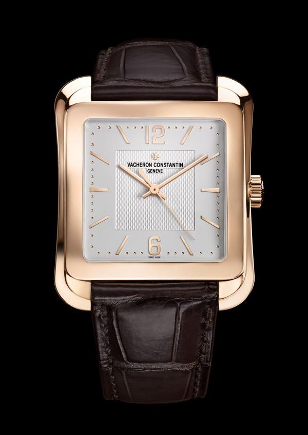 江诗丹顿历史名作系列新款Toledo 1951腕表
