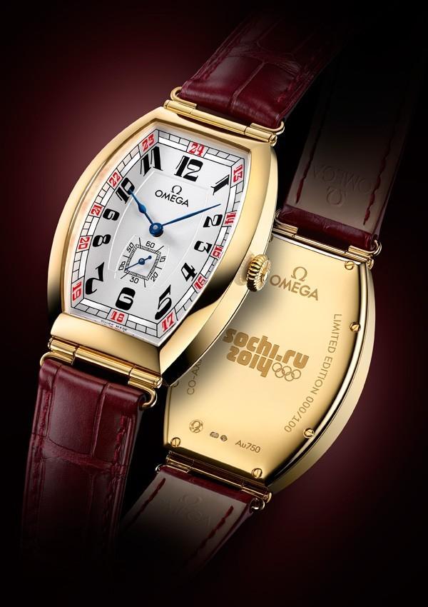 欧米茄博物馆系列 当代经典索契彼得格勒限量腕表