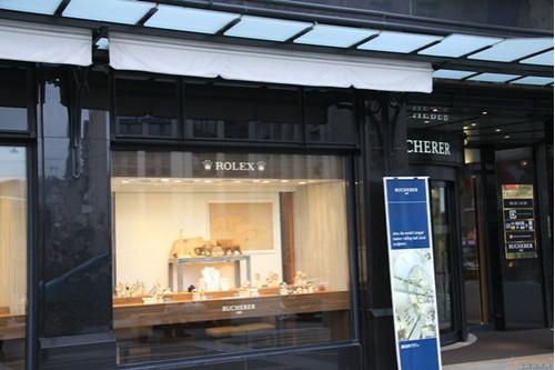 在瑞士怎样购买手表?购买瑞士手表需要注意什么?