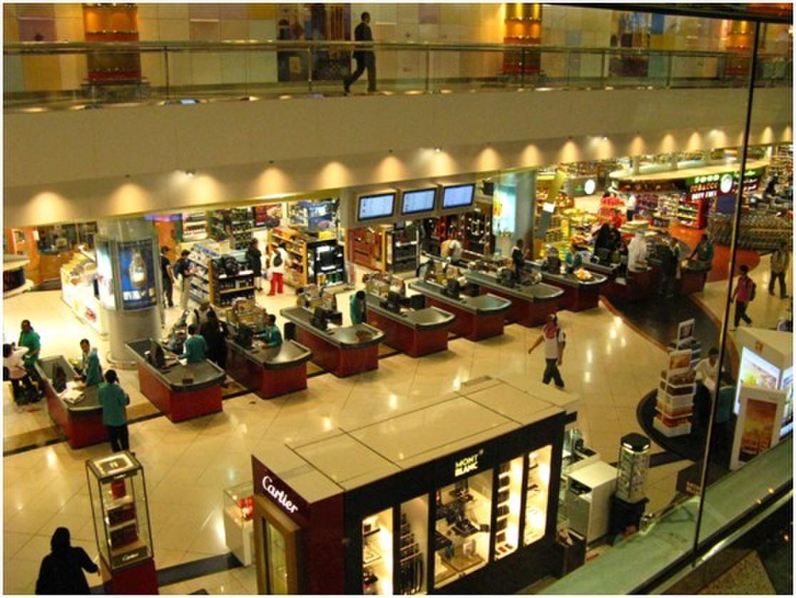迪拜买手表 迪拜国际机场免税店买表攻略1