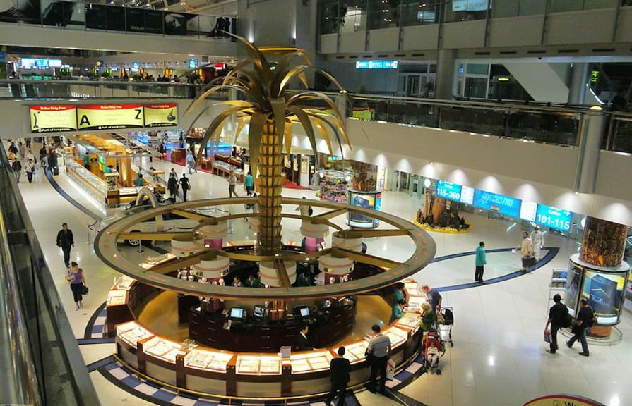 迪拜买手表 迪拜国际机场免税店买表攻略2