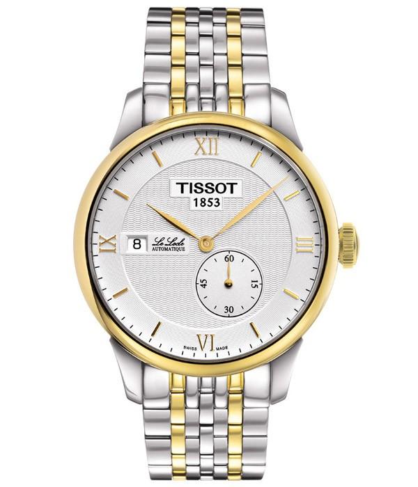 天梭力洛克系列小秒针款腕表