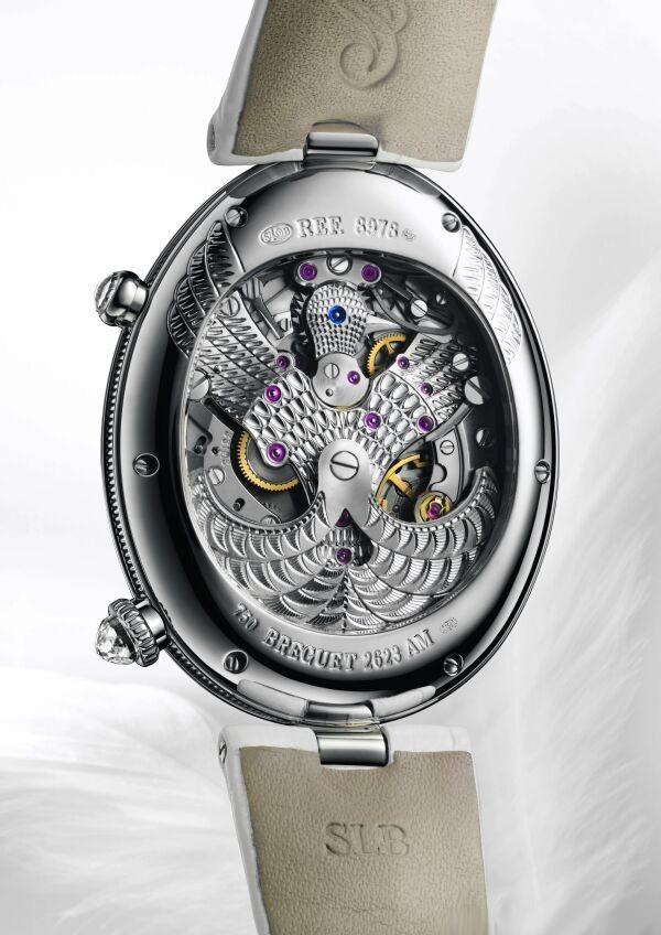 宝玑Reine de Naples系列新款自鸣报时腕表