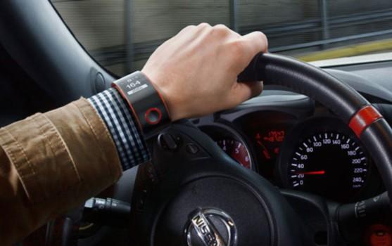 Nissan Nismo概念手表 打造人车交互新时代