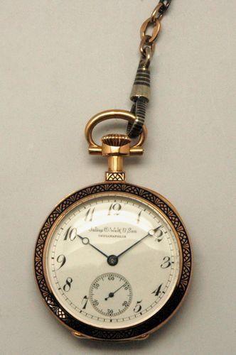 复古古董怀表 穿越时间的古典美