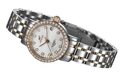 英纳格ENICAR 手表 瑞士英纳格ENICAR星之花系列女装腕表