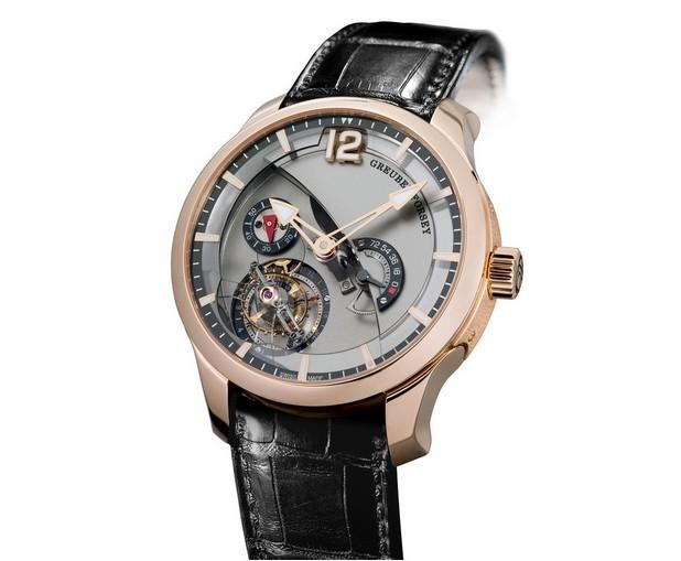 高珀富斯新款腕表,高珀富斯全新钛金机芯陀飞轮腕表