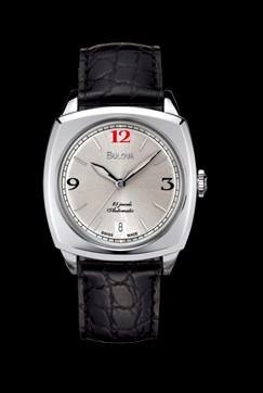 瑞士宝路华手表,第三款瑞士宝路华怀旧系列男士手表推荐