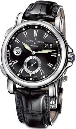 雅典手表,雅典双时区小秒针手表243-55/92品鉴