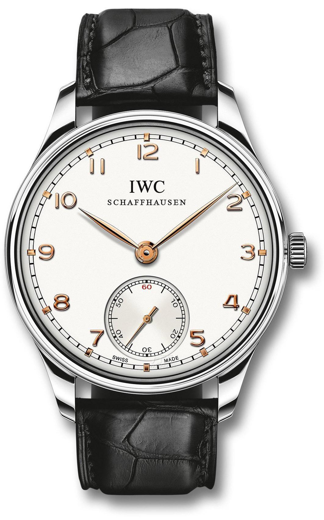 万国机械表之:万国IWC-葡萄牙系列 IW545408 男士机械表