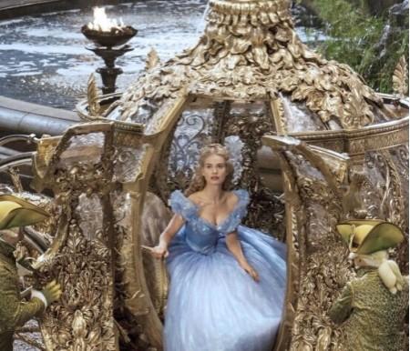 施华洛世奇Swarovski水晶在《灰姑娘》里有多美?