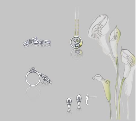 周大生珠宝设计 为消费者谱写浪漫佳话