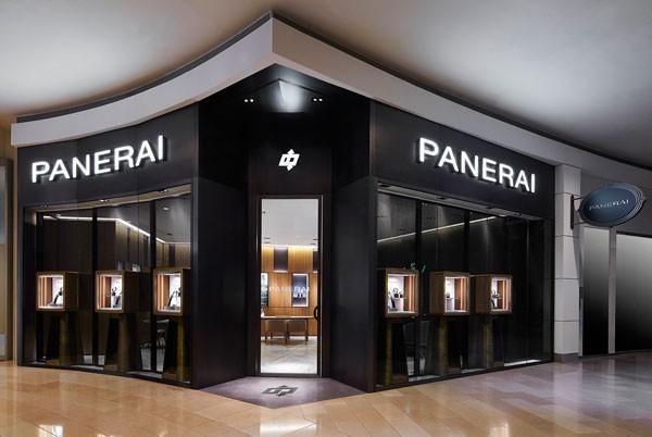 Panerai 沛纳海重新揭幕台北101专卖店