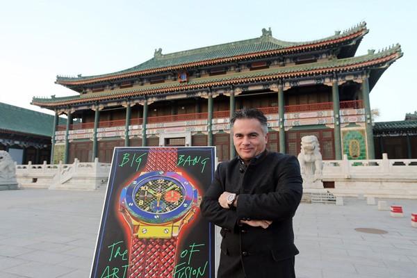 Hublot 宇舶表2014制表课堂:材质大爆炸!