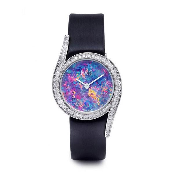 斑斓色彩 伯爵全新Limelight Gala腕表